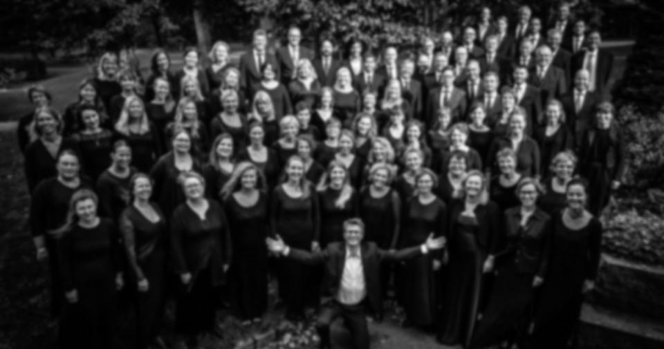 Vi gjør konsert med Oslo Filharmoniske Kor!